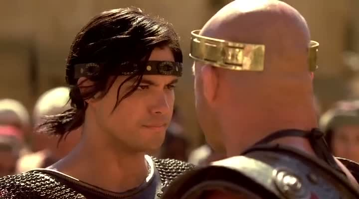 The Scorpion King Rise of a Warrior (2008)