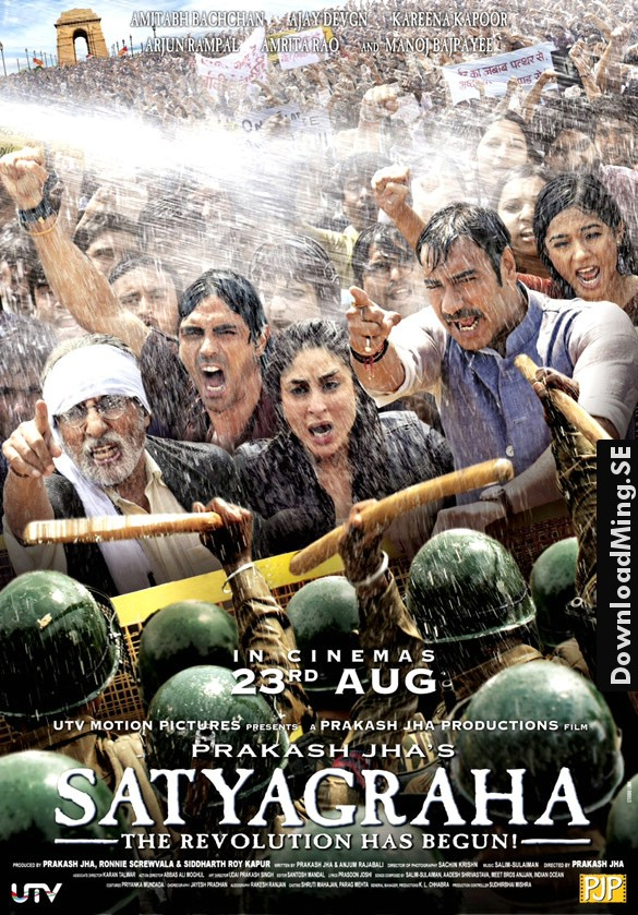 Satyagraha (2013) Hindi Movie
