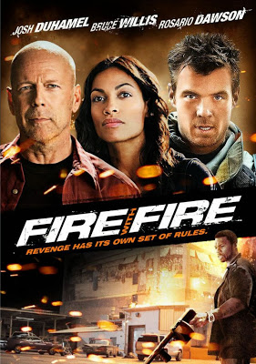 Fire with Fire (2012) Dual Audio