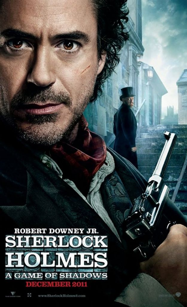 Sherlock Holmes A Game of Shadows (2011) Dual Audio