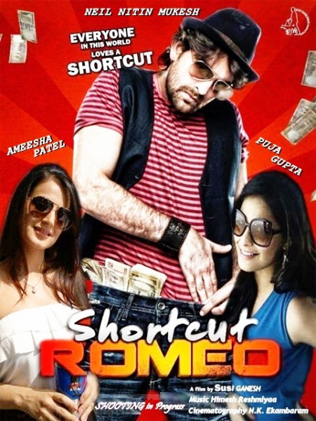 Shortcut Romeo (2013) Hindi Movie DVDScr