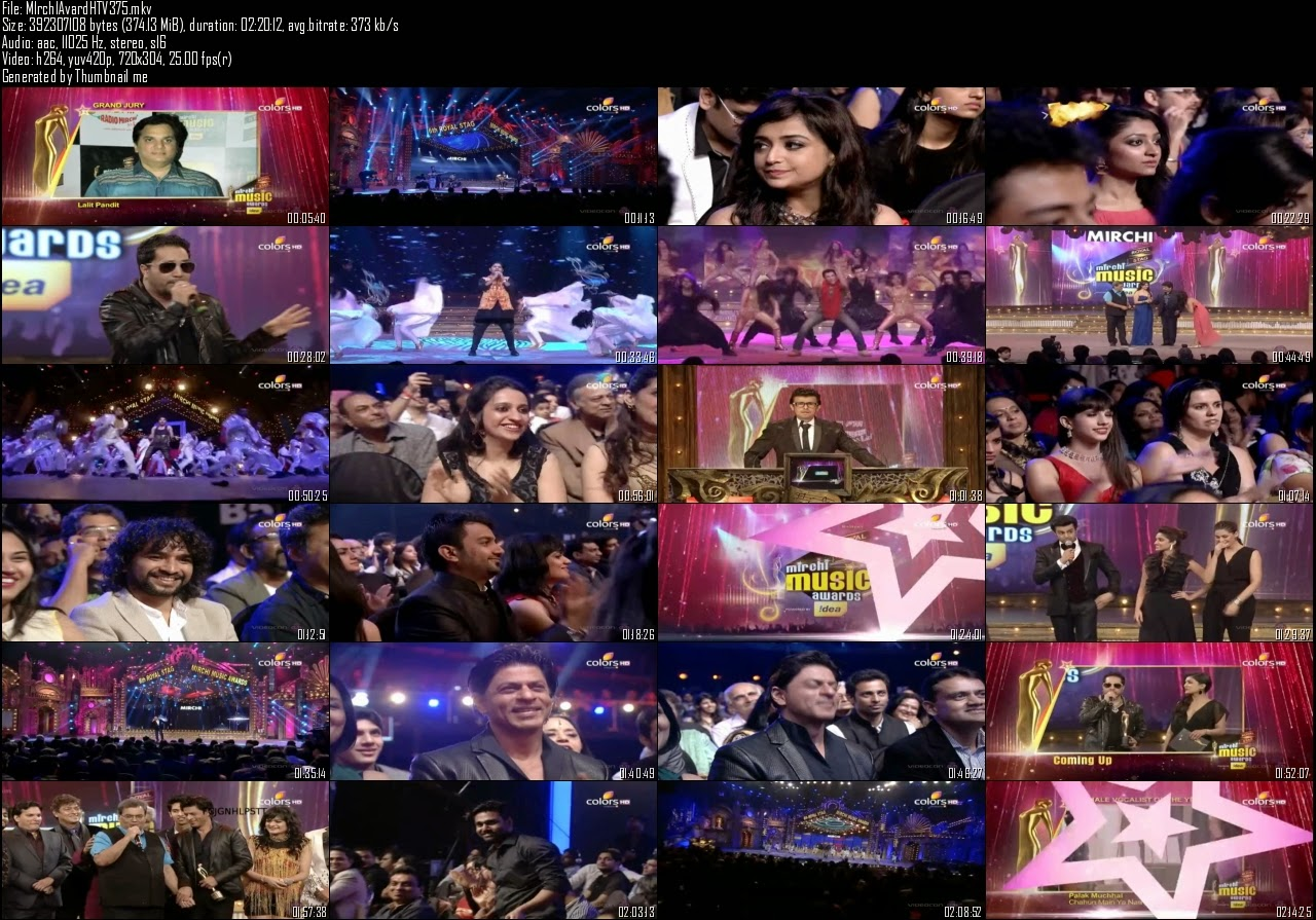 Mirchi Music Awards (2014)