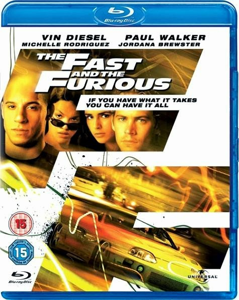 The Fast And The Furious 2001