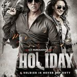 Holiday (2014) Hindi Movie 300MB DVDScr 1080P Free Download