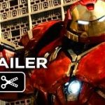 Avengers Age of Ultron (2015) English Movie Official Trailer 720p Free Download