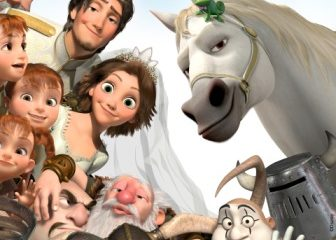 Tangled Ever After (2012) Hindi Dubbed Movie In HD 720p 250MB Free Download