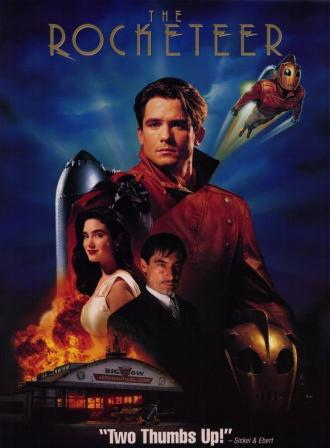 The Rocketeer (1991) Hindi Dubbed Download 200MB 480p