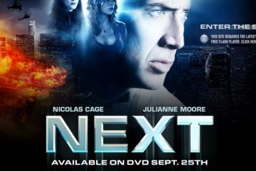 Next (2007) BRRip 300MB Dual Audio 480p