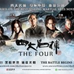 The Four (2012) Hindi Dubbed BluRay Rip 480p