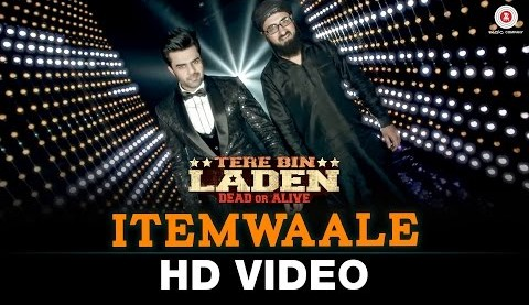 Itemwaale Tere Bin Laden HD Video Song 720p