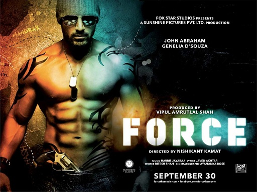 Force (2011) Watch Online Hindi Full Movie 300mb