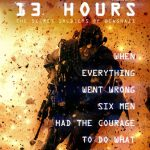 13 Hours The Secret Soldiers of Benghazi 2016 Dual Audio BluRay 720p