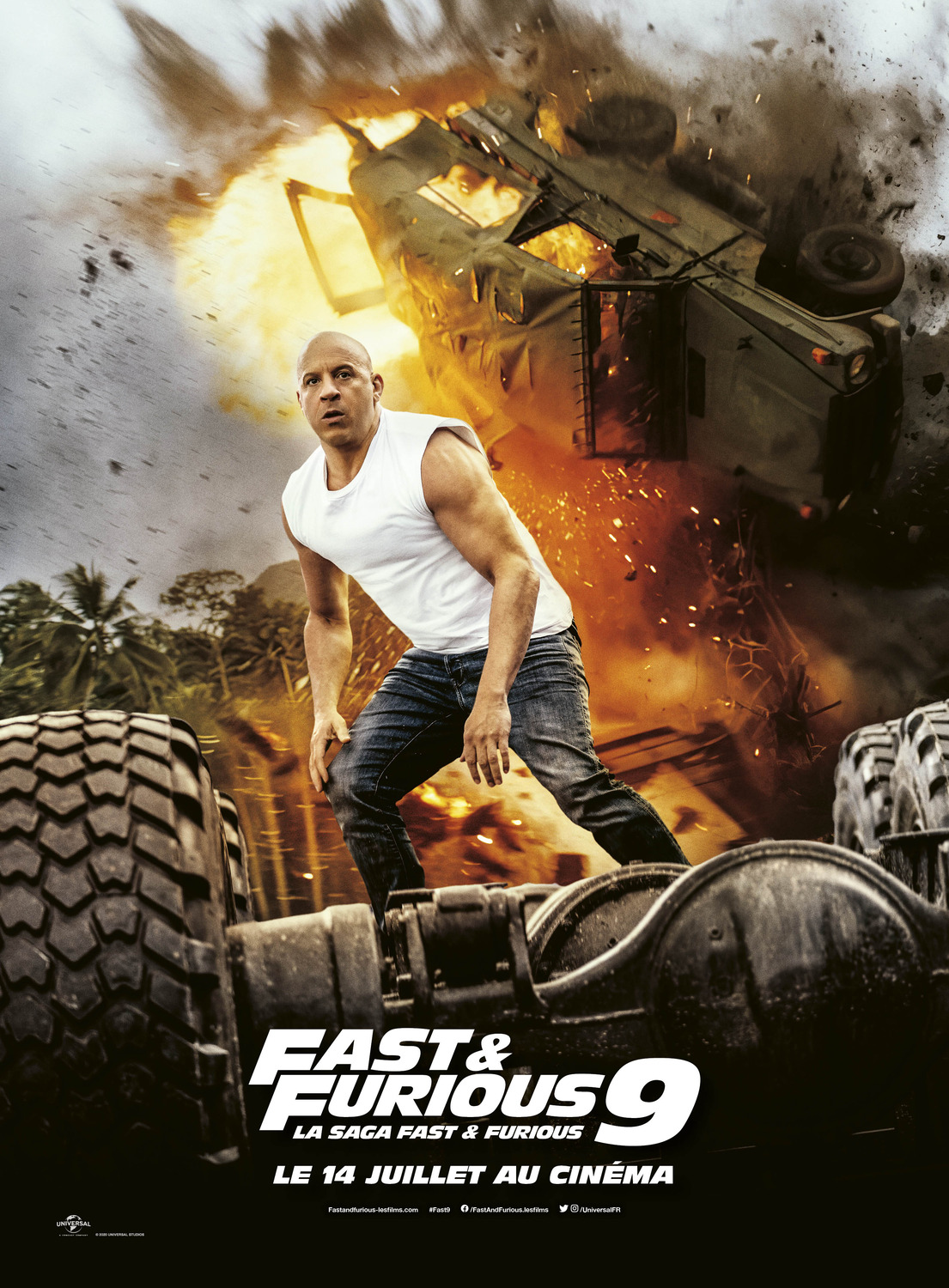 Fast and Furious F9